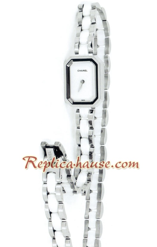 Chanel Premiere Steel Lady Watch 1