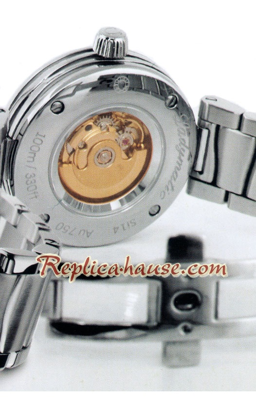 Omega Ladymatic 2012 Watch 03