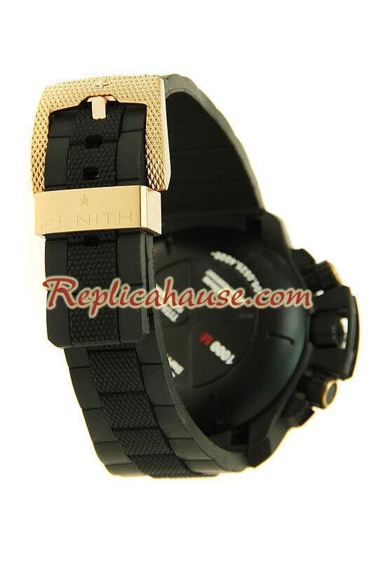 Zenith Defy Xtreme Swiss Replica Watch 05