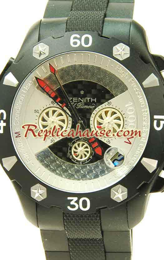 Zenith Defy Xtreme Swiss replica watch 06