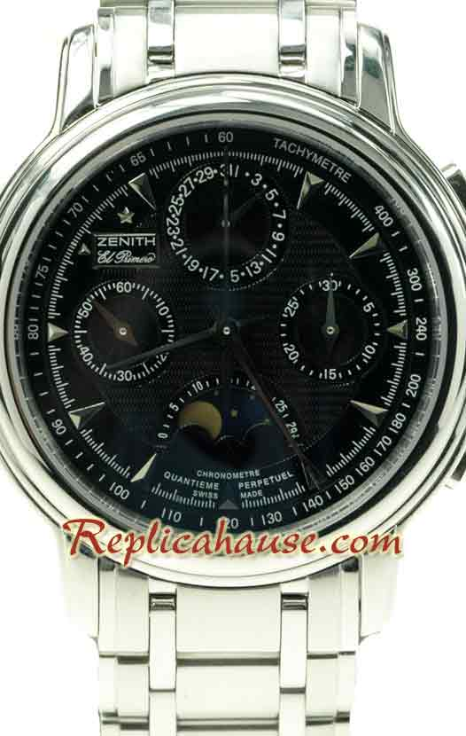 Zenith Chronomaster Swiss Replica Watch 02
