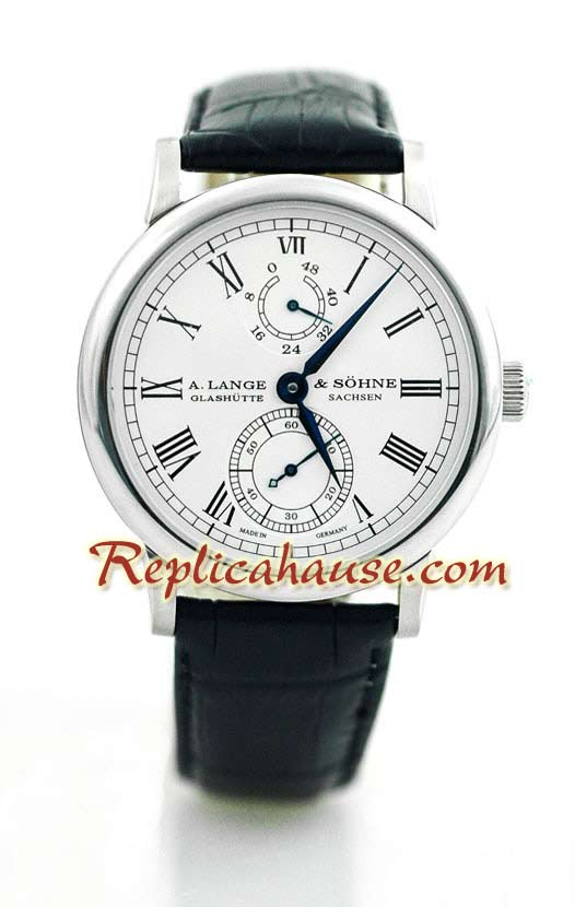 A. Lange & Sohne Power Reserve Replica Watch 1