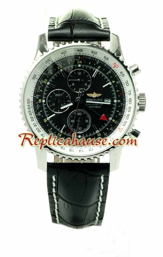 Breitling Replica Navitimer World Edition Watch 1