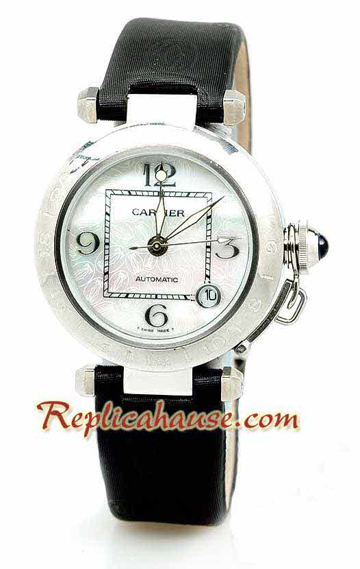 Cartier Pasha Ladies Replica Watch 02