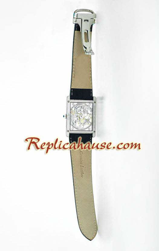 Cartier Swiss Skeleton Replica Watch 1