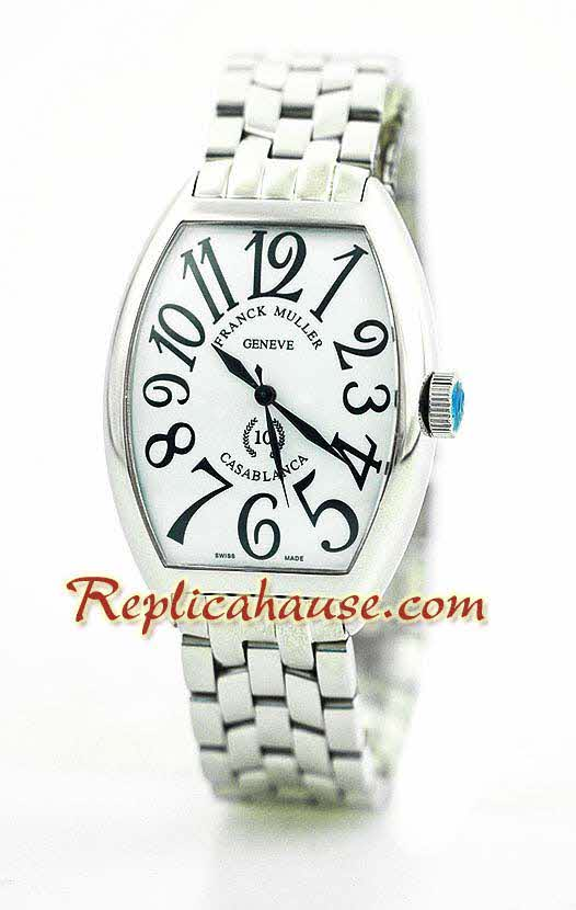 Franck Muller Casablanca Watch - 9