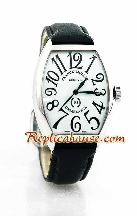 Franck Muller fake Casablanca watches in US
