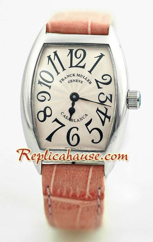 Franck Muller Casablanca Ladies Watch 3