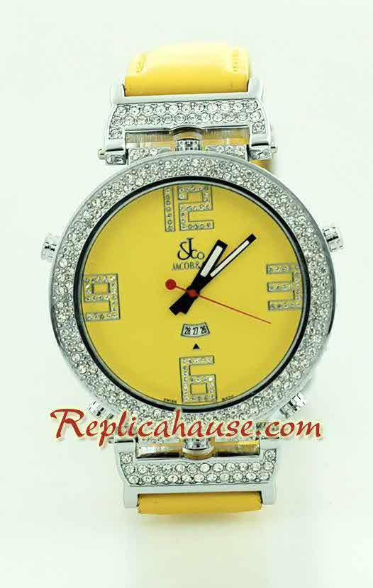 Jacob & Co Double Sided Watch 4