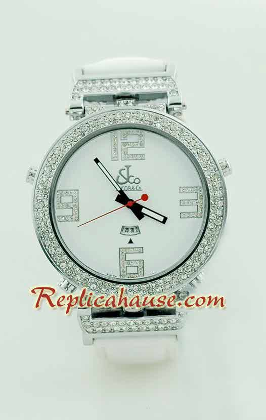 Jacob & Co Double Sided Watch 1