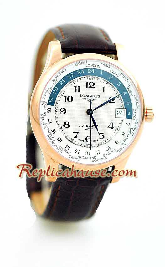 Longines Master Collection Swiss Replica Watch 2