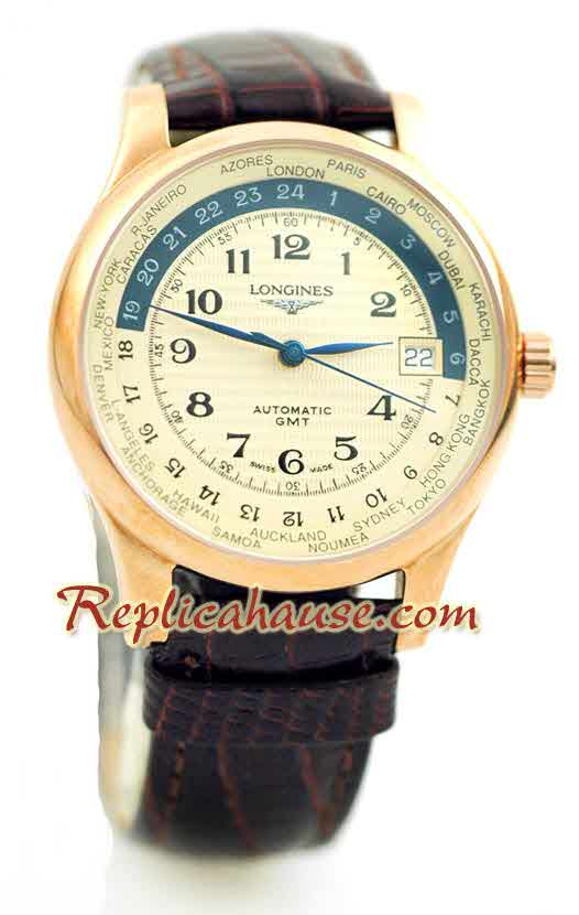 Longines Master Collection Swiss Replica Watch 1