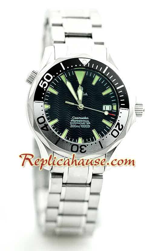Omega Seamaster Ladies Replica Watch 1