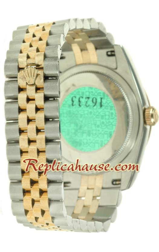 Rolex Replica Datejust Swiss Watch 35