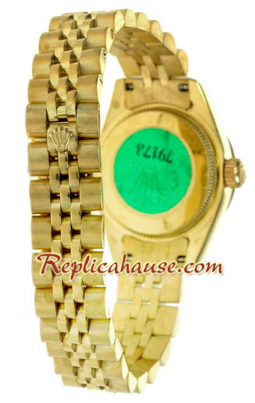 Rolex Replica Swiss Datejust Ladies Watch 58