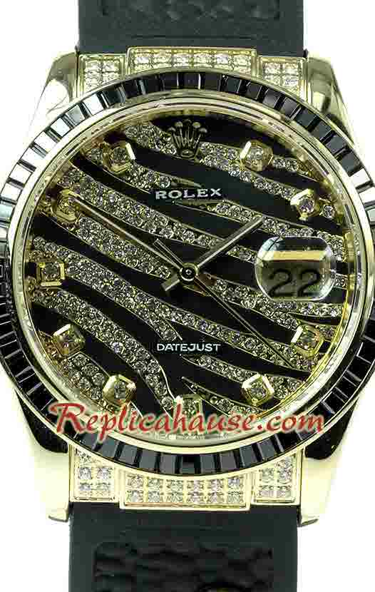 Rolex Replica Datejust 2009 Swiss Watch 03