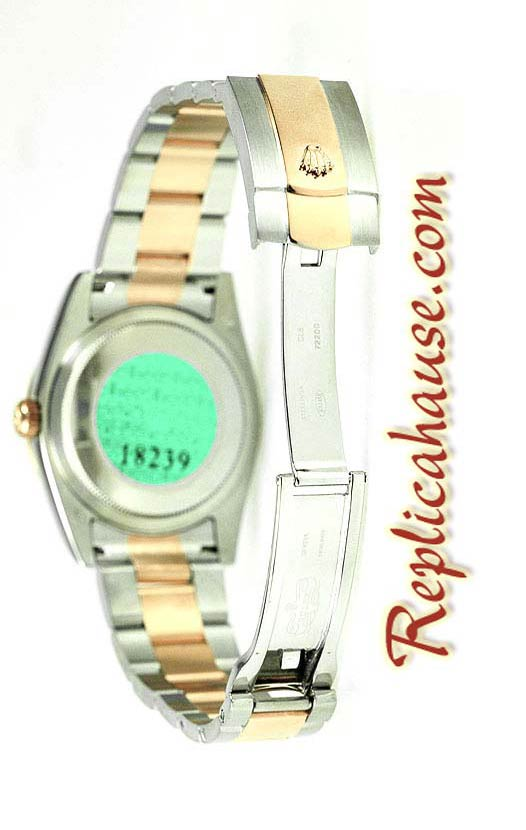 Rolex Replica Day Date Replicahause Watch - Pink Gold 1