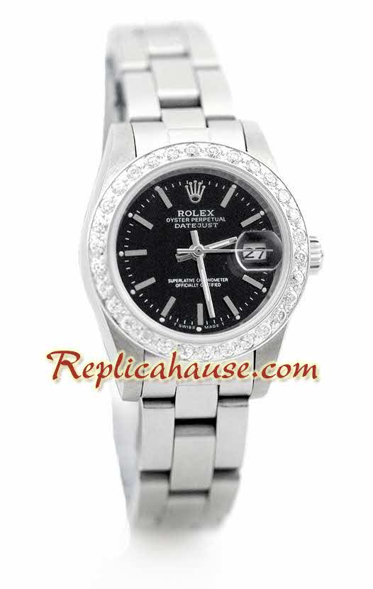 Rolex Replica Swiss Datejust Ladies Watch 8