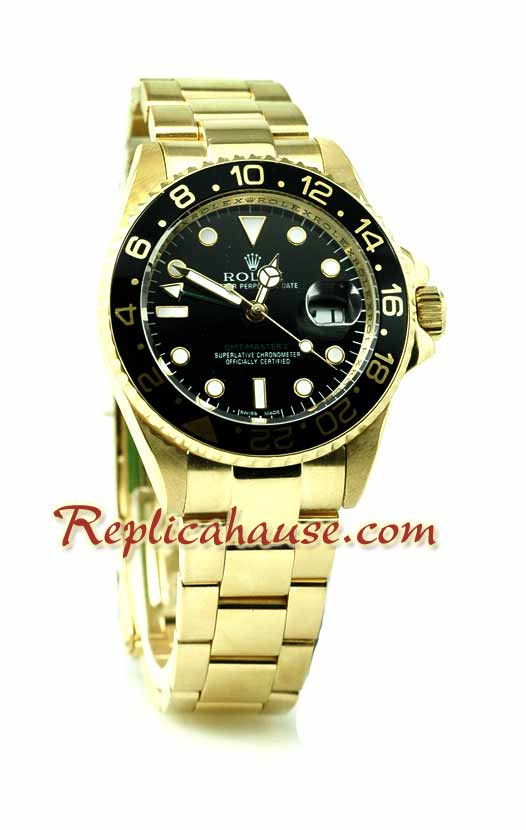 Rolex Replica GMT 2009 Edition Watch 2