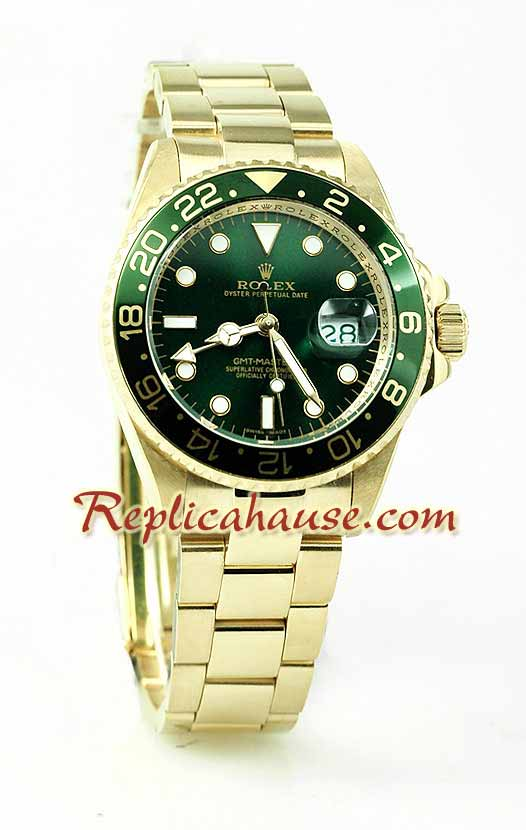 Rolex Replica GMT 2009 Edition Watch 3