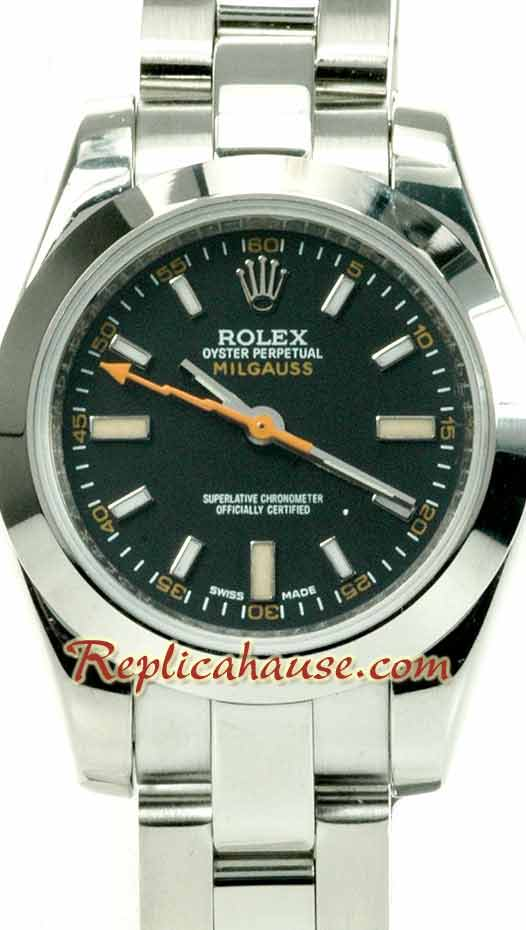 Rolex Replica Ladies Milgauss Watch 02