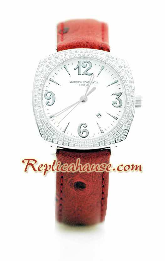 Vacheron Constantin Swiss Ladies Replica Watch 01