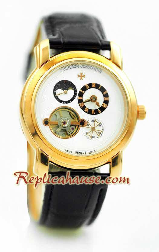 Vacheron Constantin Replica Tourbillon Watch 20