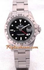 Rolex Explorer II Black Face 1