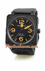 Bell and Ross BR01-92 Limited Edition Swiss Replica Watch 4