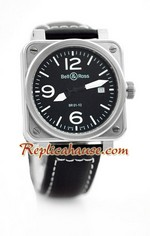 Bell and Ross BR01-92 Limited Edition Swiss Replica Watch 6