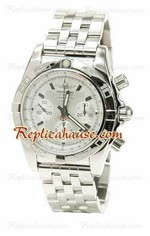 Breitling Chronograph Chronometre Swiss Replica Watch 04