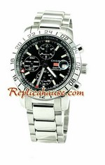 Chopard Mille Miglia GMT Watch- Swiss Watch with Japanese Movement 01