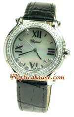 Chopard Happy Sport Swiss Ladies Watch 01