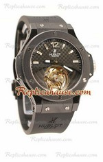 Hublot Big Bang Tourbillon Solo Bang Swiss Replica Watch 01