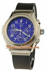 Hublot MDM Chronograph Swiss Replica Watch 40MM - 04