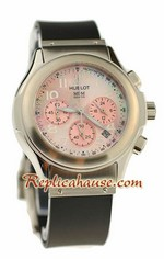 Hublot MDM Chronograph Swiss Replica Watch 40MM - 06