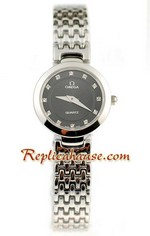 Omega Co-Axial Deville Ladies Replica Watch 03
