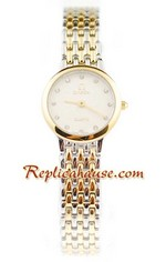 Omega Co-Axial Deville Ladies Replica Watch 04