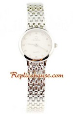 Omega Co-Axial Deville Ladies Replica Watch 05