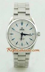 Omega SeaMaster CO Axial Swiss Watch 1
