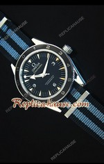 Omega Seamaster 300 CoAxial 007 Spectre Edition Swiss Watch 14