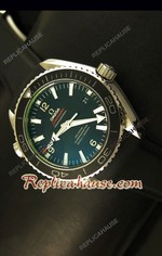 Omega Seamaster Professional Planet Ocean Swiss Watch 16