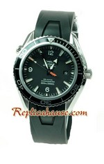 Omega SeaMaster- The Planet Ocean Swiss Replica Watch 7