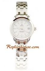 Omega Seamaster Ladies Replica Watch 07