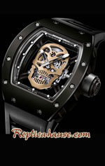 Richard Mille RM052 Tourbillon Skull Watchs 3