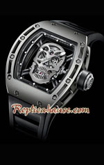 Richard Mille RM052 Tourbillon Skull Watchs 1