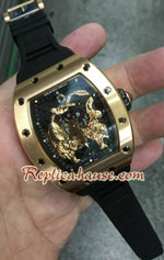 Richard Mille RM057 Tourbillon Dragon Watchs 3