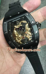 Richard Mille RM057 Tourbillon Dragon Watchs 2