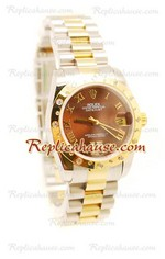 Rolex Replica Date Just Mid-Sized Watch 04