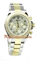 Rolex Replica Diamonds Edition Watch 01